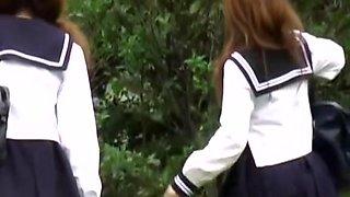 Jade Evo Schoolgirls Outdoor Pissing Limited Edition