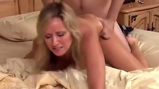 american best mom get fucked at night to her son