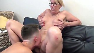 Watching Porn With Aunty