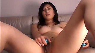 Fabulous Japanese girl in Amazing Blowjob/Fera, Masturbation/Onanii JAV video