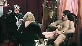 La Vorace (Threesome blowjob, handjob) MFM