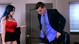 Brazzers - Big Tits at Work - Sybil Stallone