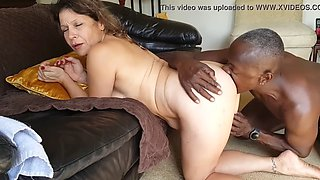 Older MILF Fucked By BBC
