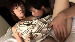 Awesome pregnant asian fucked doggystyle