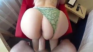 Stepsister with a big ass recorded a video