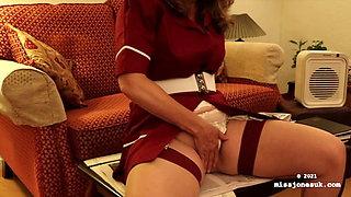 MissJonesUK - Nurse Home Visit Preview