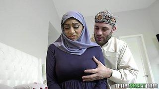 Team Skeet compilation featuring hot Arab woman sucking hard dicks