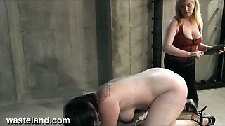 Her First Time Bondage Part 2