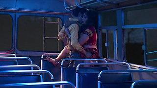 Rani Chatterjee sex in bus