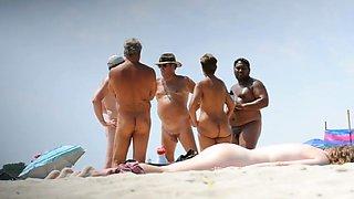 nude beach couple 3