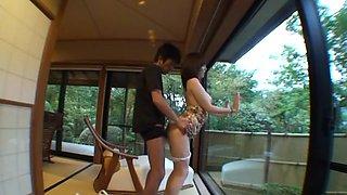 Horny Japanese slut Yui Akane in Fabulous POV, Girlfriend JAV clip