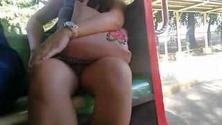 Nagpaboso si ate.. call center girl sarap ng panty