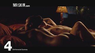 Top 5 Skinterracial Scenes - Mr.Skin