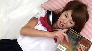 Exotic Japanese slut in Amazing Masturbation/Onanii, Uncensored JAV video