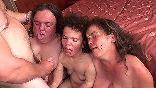 Incredible pornstars Gidget The Monster Midget and Duli Fuli in crazy gangbang, hairy adult movie